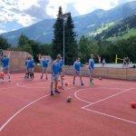 Trainingslager Tag 2: Workshop und Biathlon