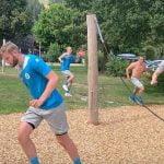 Trainingslager Tag 6: Zirkeltraining und Parcours