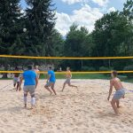 Trainingslager Tag 3: Medientag und Beachvolleyballturnier