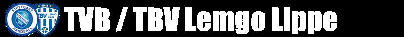 TVB vs. TBV Lemgo Lippe
