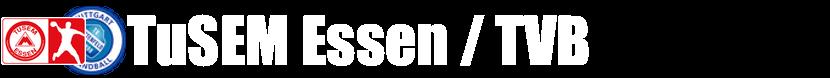 TuSEM Essen vs. TVB