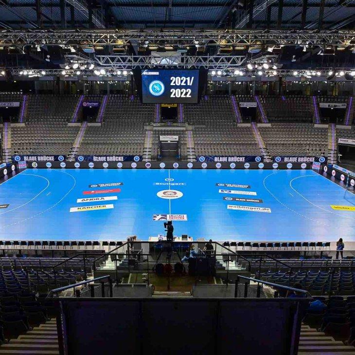 Porsche-Arena - Hauptspielstätte - TVB