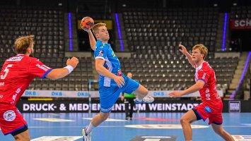 TVB Stuttgart - TBV Lemgo - Unentschieden