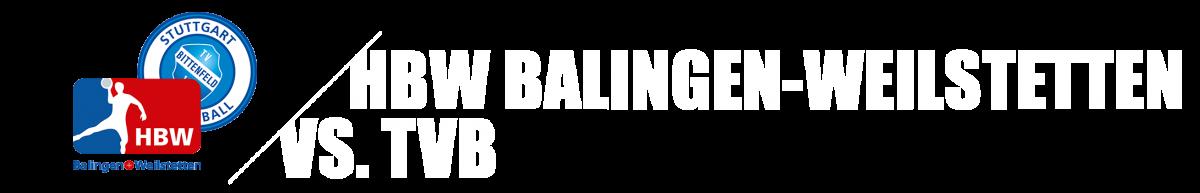 hbw-balingen-weilstetten-vs-tvb